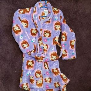 Sofia the First robe